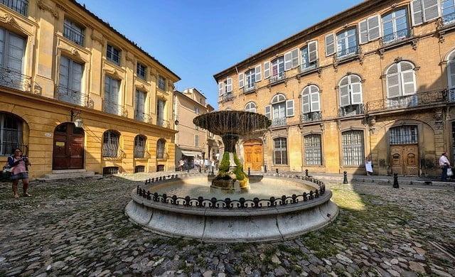Place D'albertas