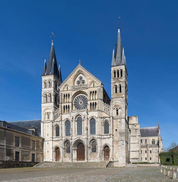 Basilique St Remi
