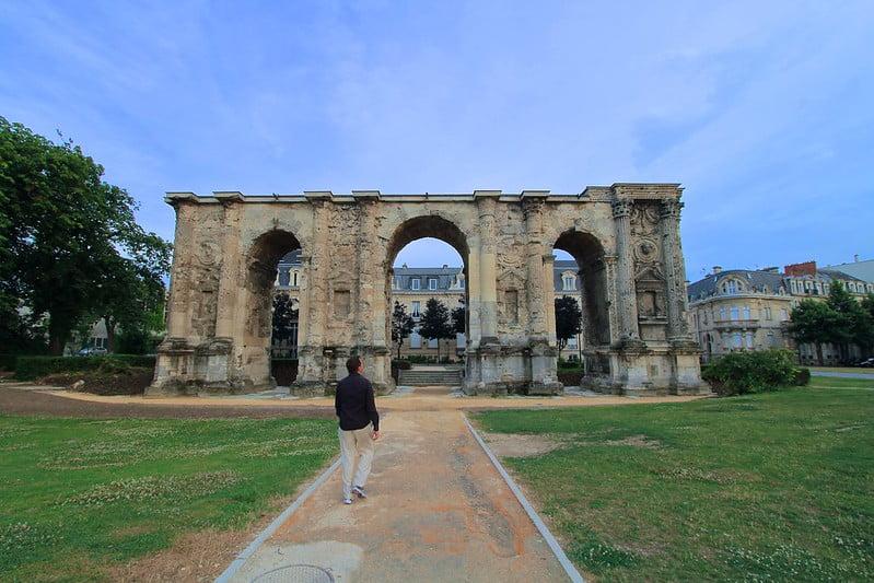 Porte de Reims