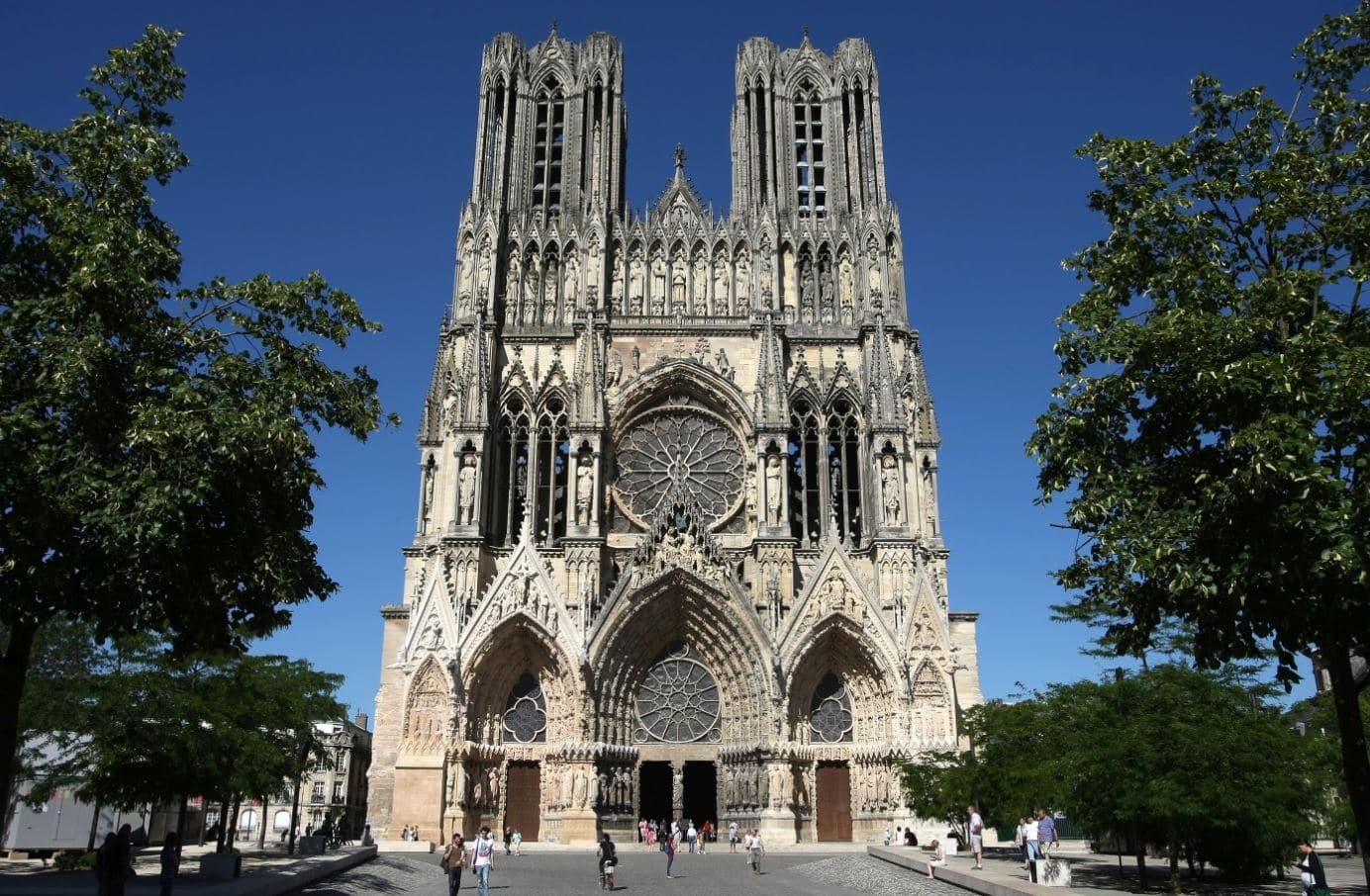 Cathedrale Dame Reims