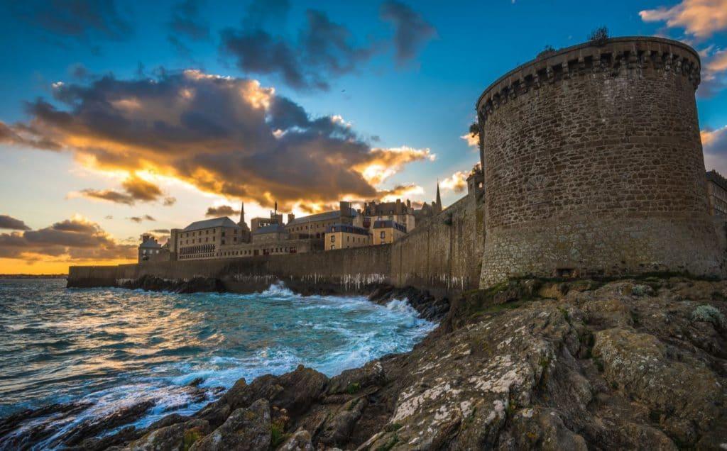 Remparts Saint Malo