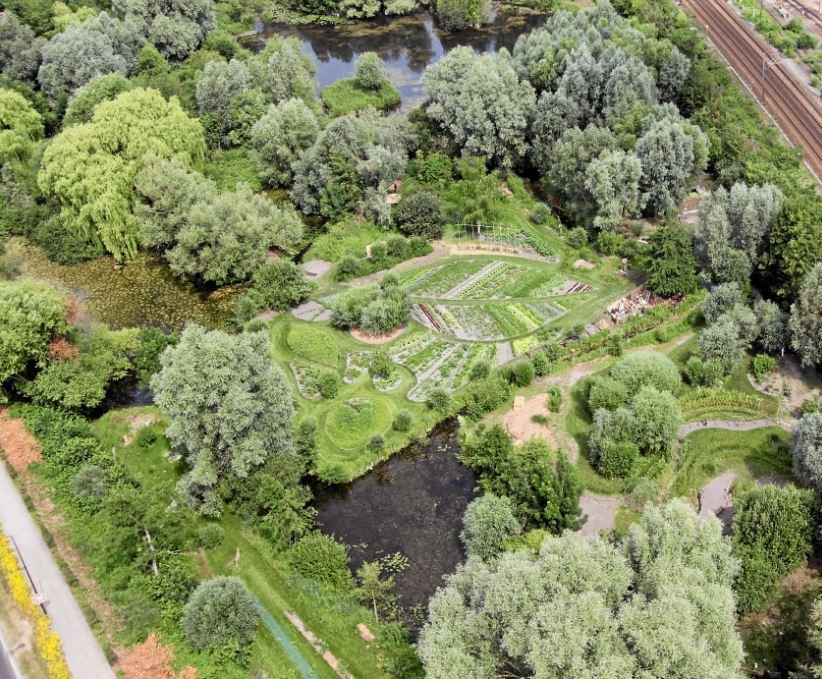 Jardin Vertueux