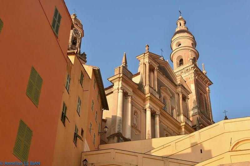 Basilique Saint Michel Archange A? Menton (f)