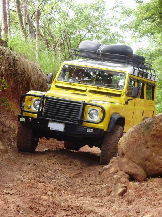 4x4 Au Costa Rica Location Voiture