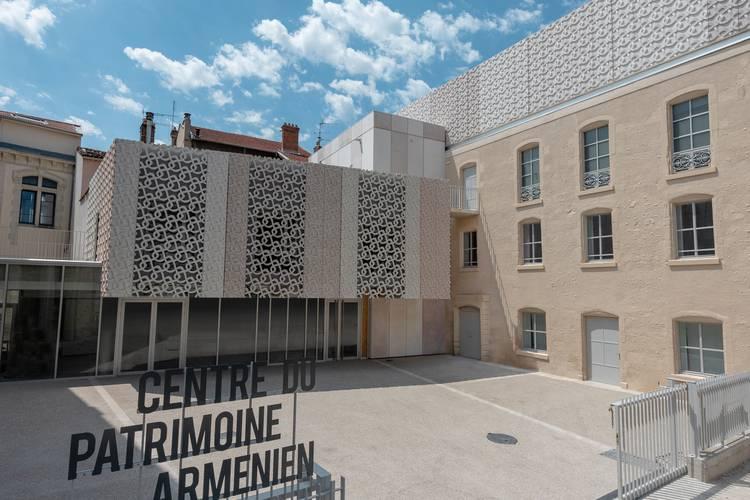 Centre Patrimoine Arménien