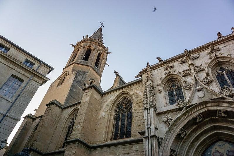 Cathédrale Saint Siffrein