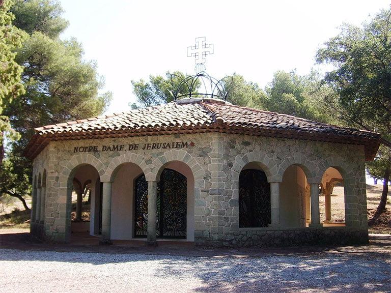 Chapelle Notre Dame Saint Jerusalem