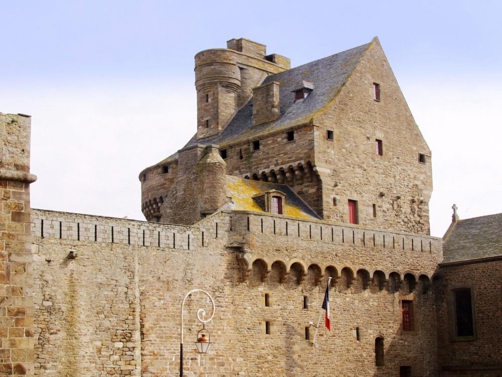 Chateau De Saint Malo
