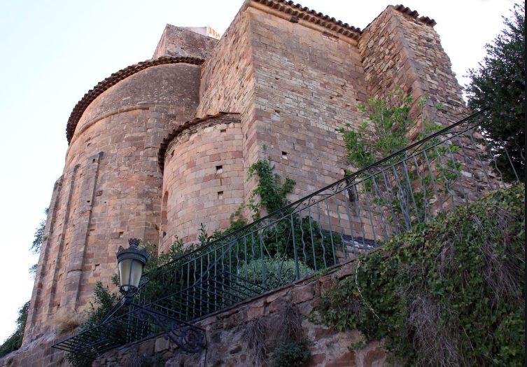 Eglise San Rafeu