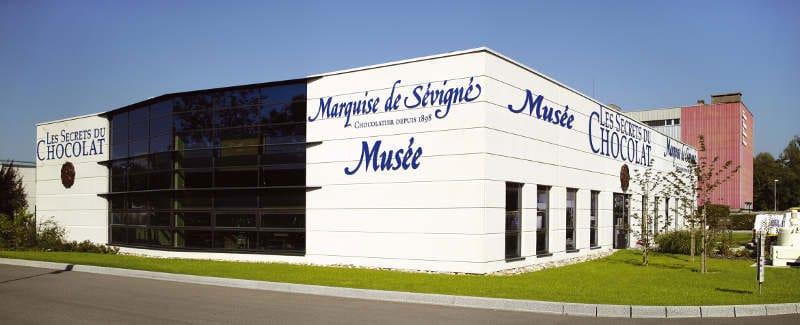 Musee Les Secrets Du Chocolat Geispolsheim