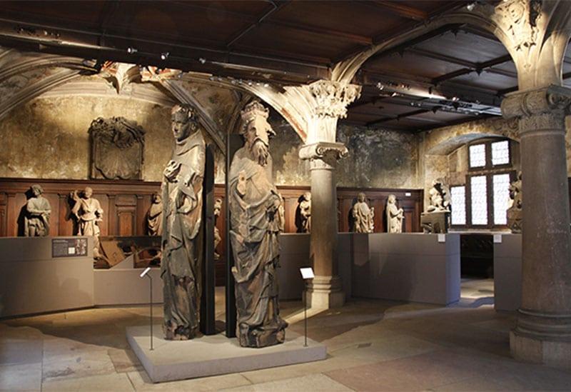 Musee De L œuvre Notre Dame