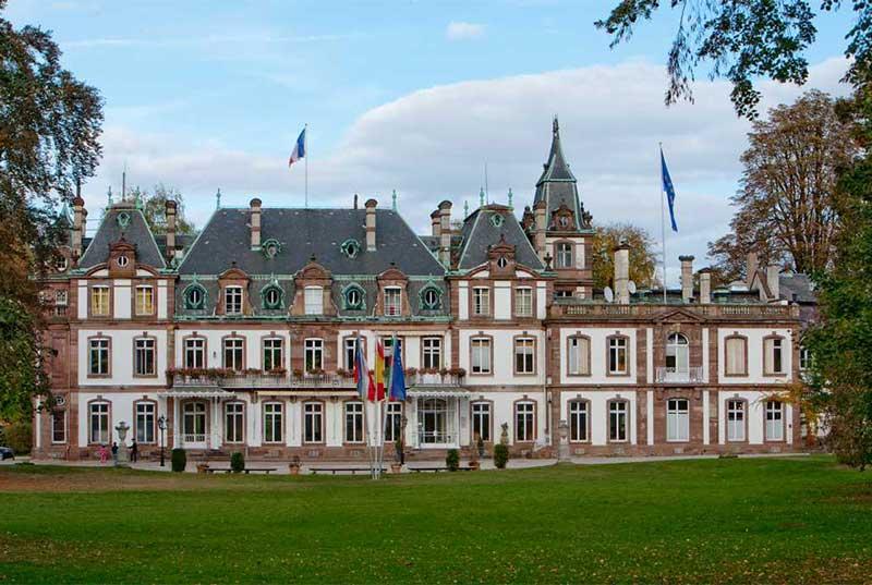 Parc Du Chateau De Pourtales