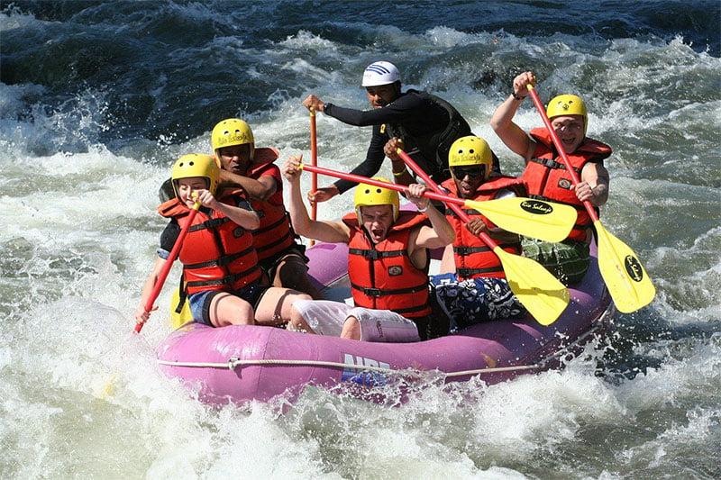Rio Pacuare Rafting San Jose