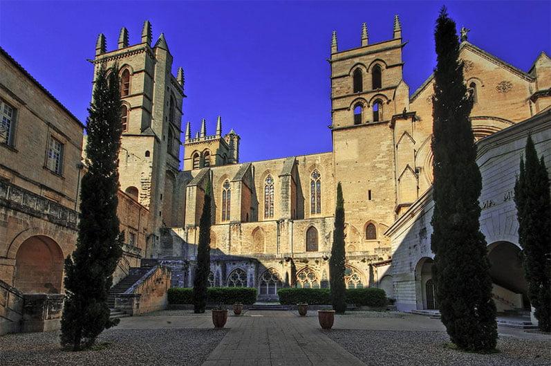 Cathedrale Saint Pierre Montpellier