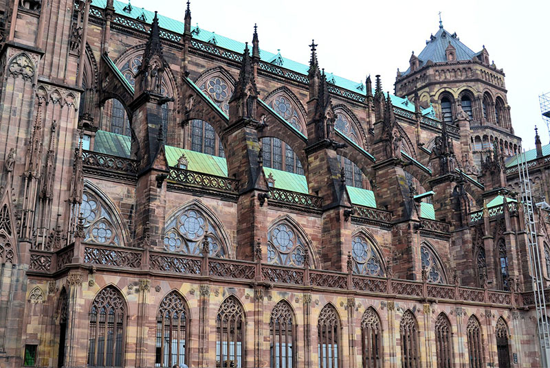 Cathedrale Strasbourg