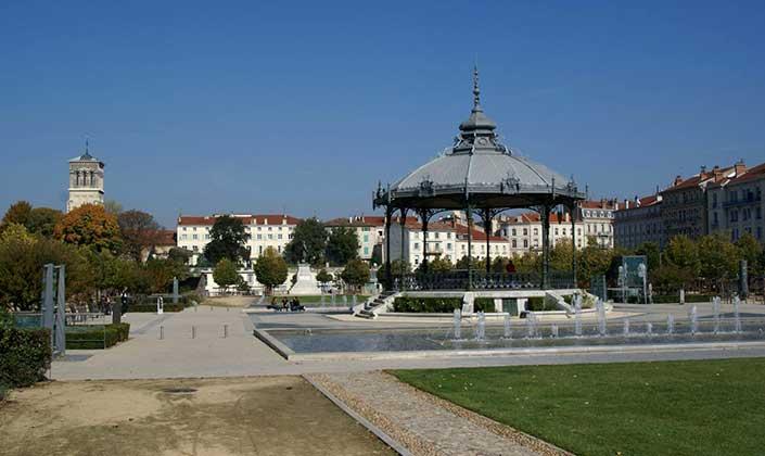 Champs De Mars Valence