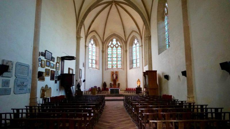 Chapelle Saint Francois De Paule