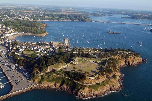 Cite D Aleth Saint Malo