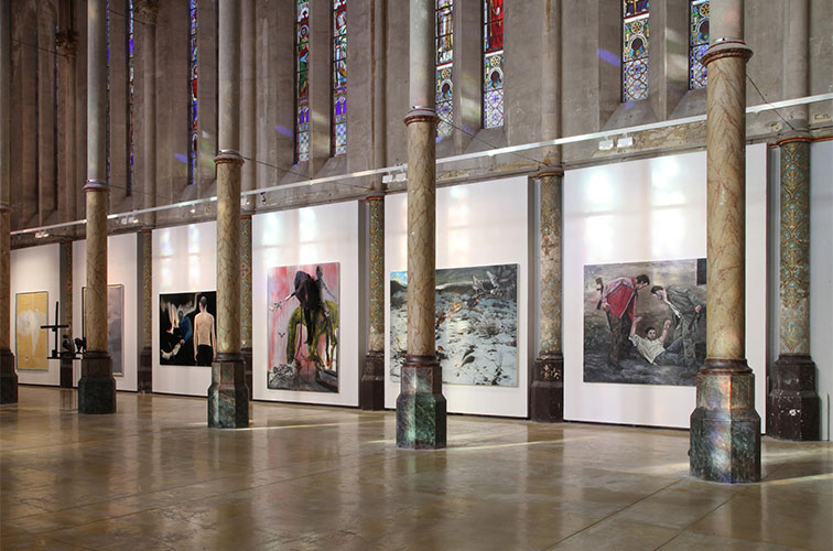 Expositions Carre Saint Anne
