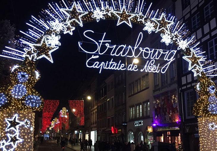 Marche De Noel Strasbourg