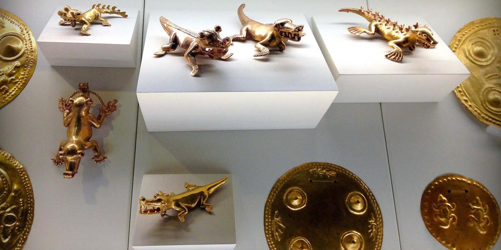 Musee De Lor Precolombien Costa Rica
