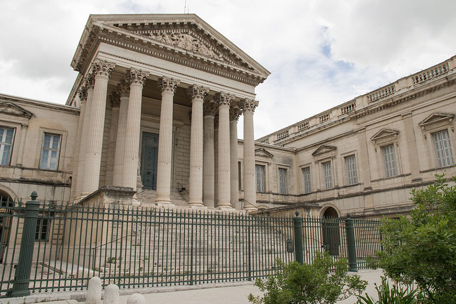 Palais Justice Montpellier