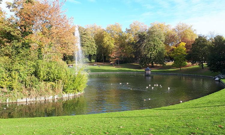 Parc Barbieux Lille