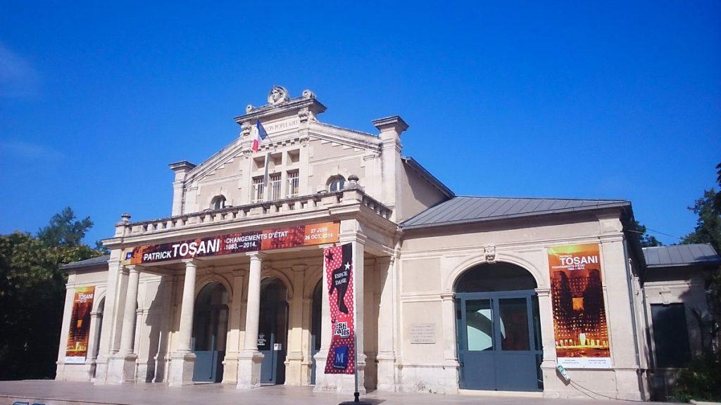 Pavillon Pupulaire Montpellier©marie Havard Montpellier Tourisme.fr