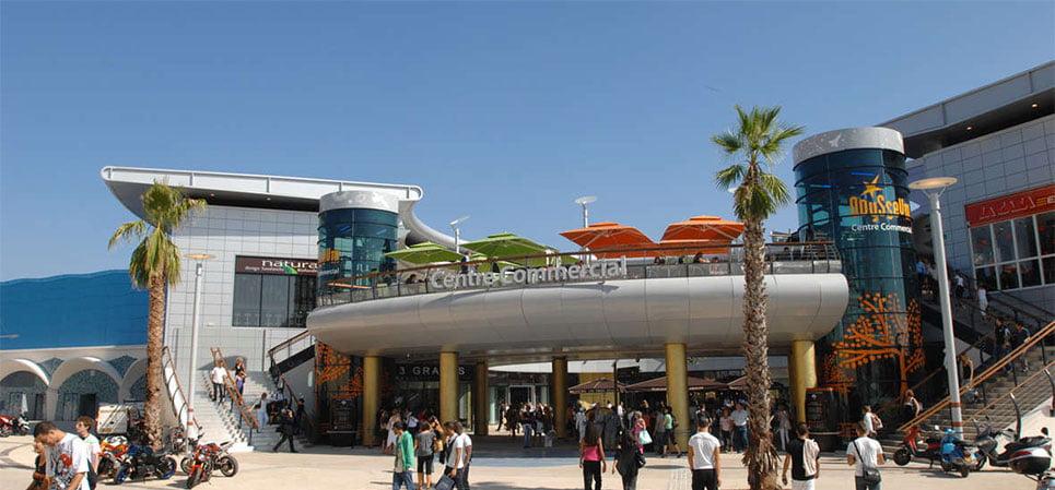 Shopping Odysseum
