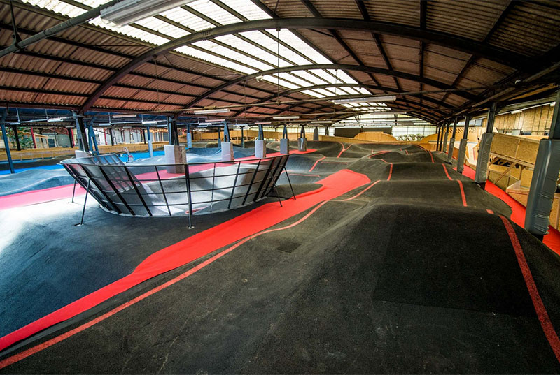 Strides Bike Parc Indoor