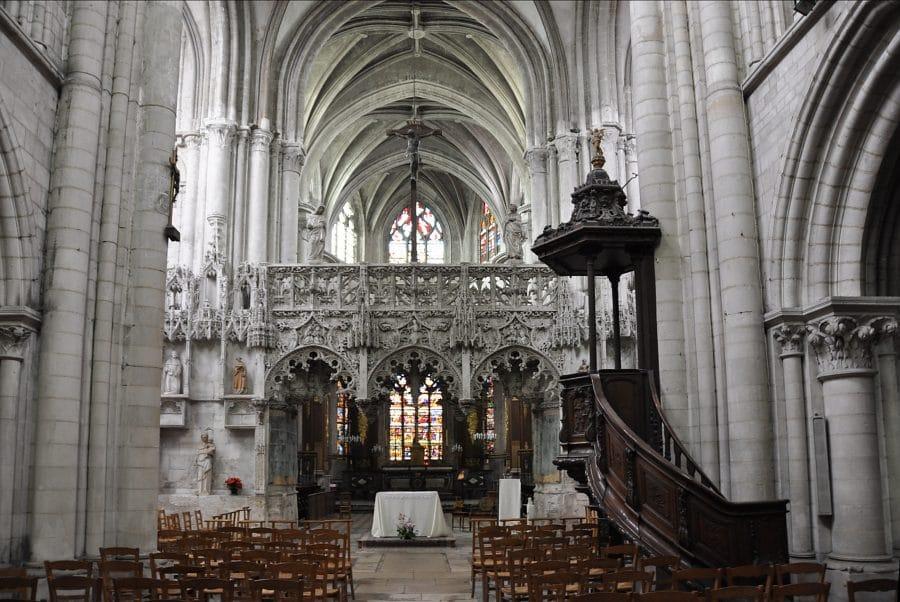 Église Sainte Madeleine Troyes