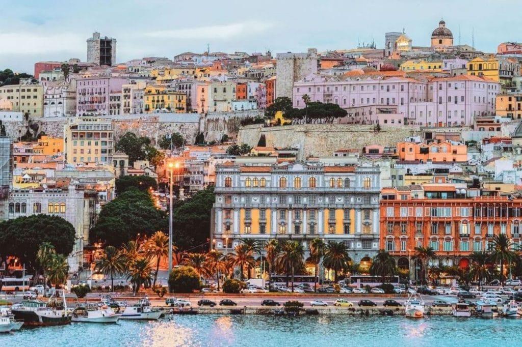 1. Cagliari