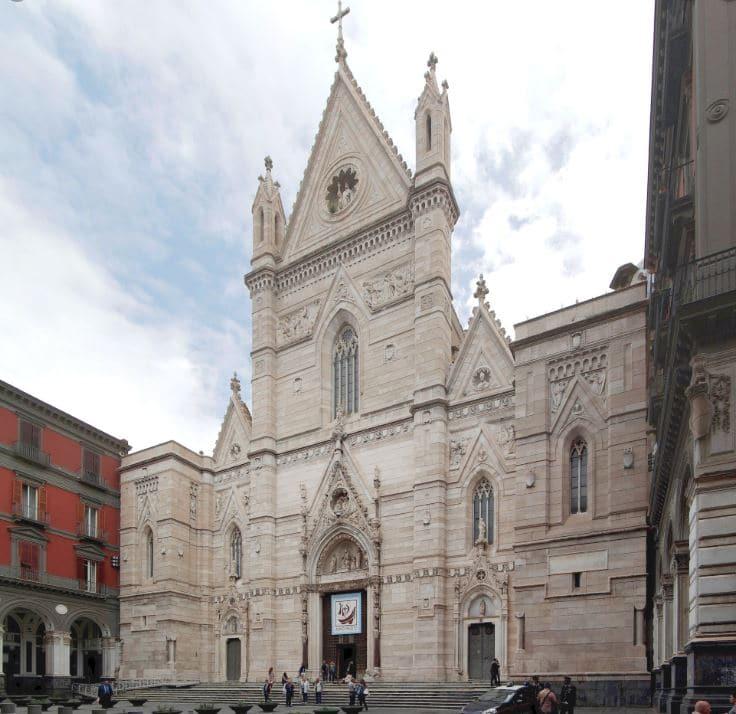 Cathédrale Naples