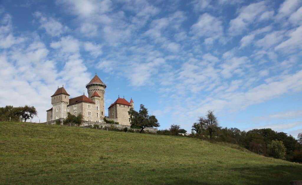 Chateau De Montrottier