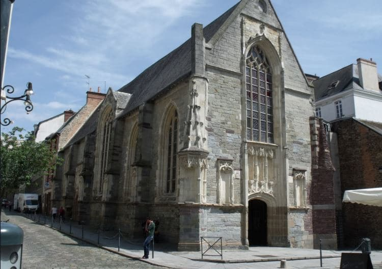 Chapelle St Yves