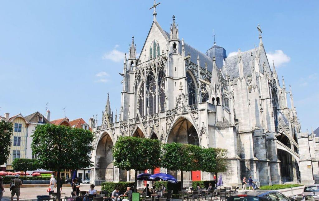 Basilique Saint Urbain