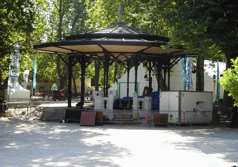 Jardin De Ville