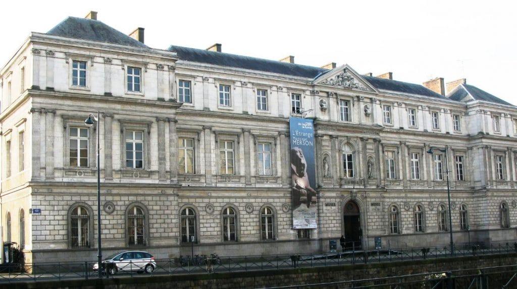 Musée Des Beaux Arts Rennes