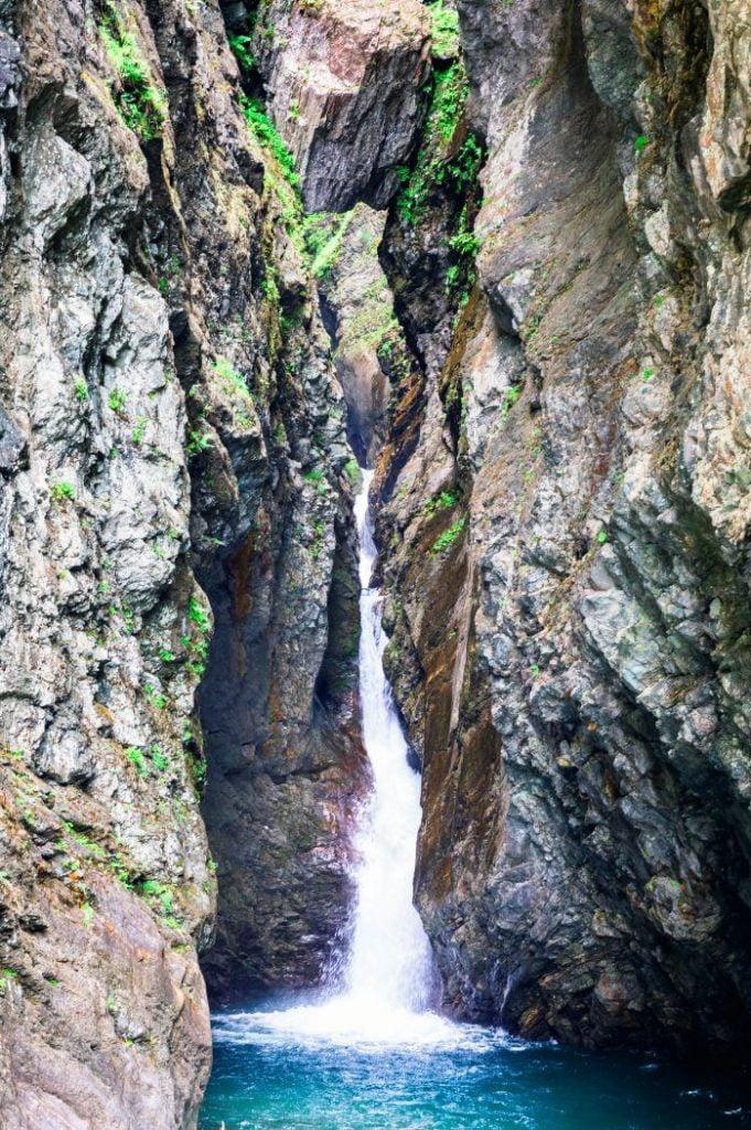 Gorges Diosaz