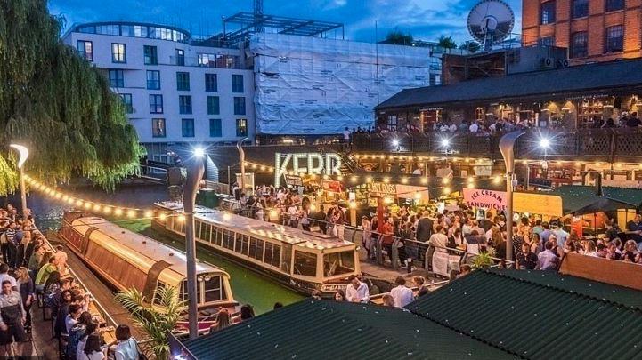Kerb Street Food Market