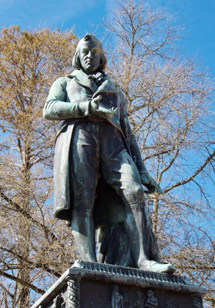 Statue Berthollet