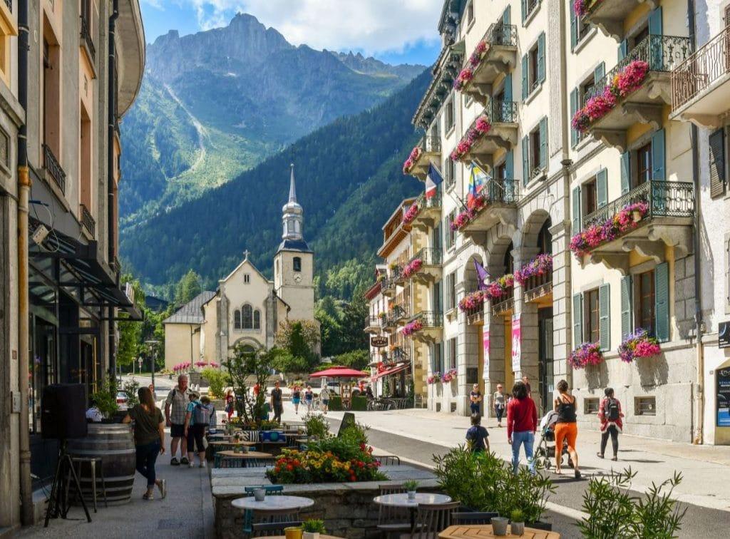 Centre Ville Chamonix
