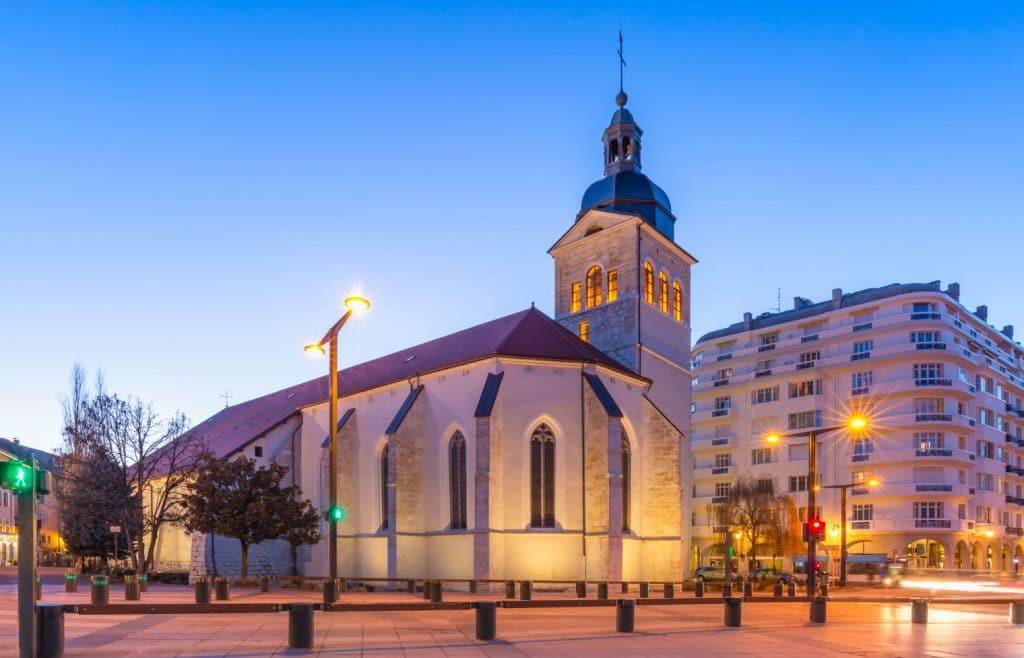 Eglise St Maurice