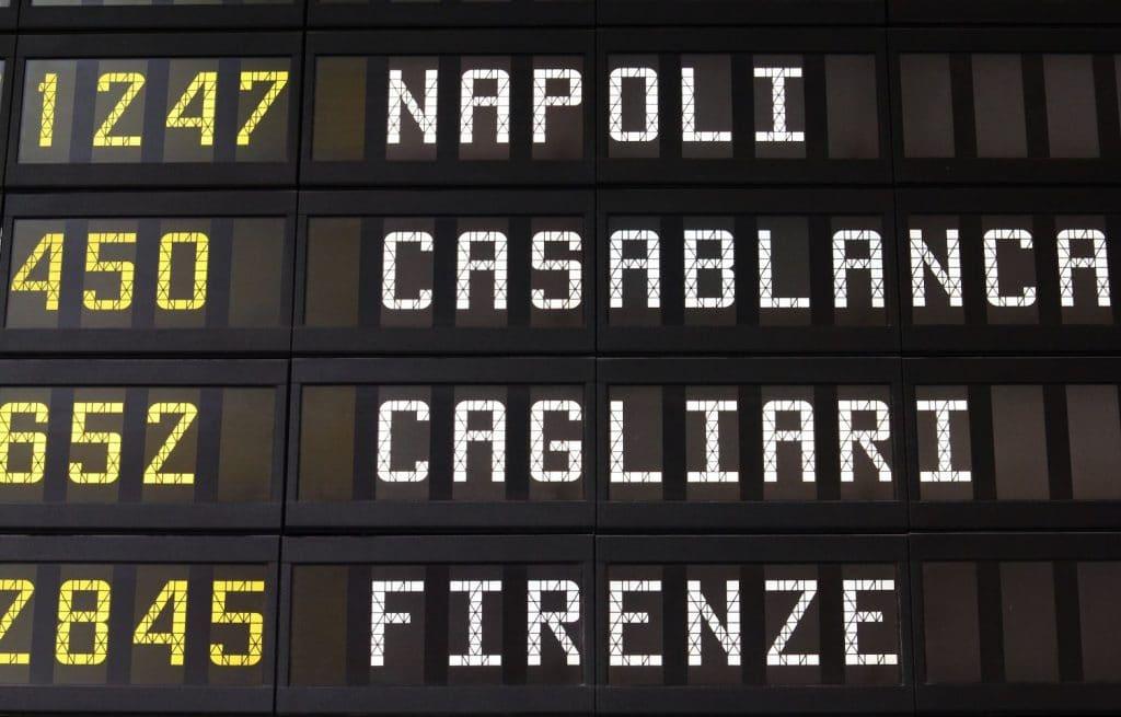 Aeroport Italie