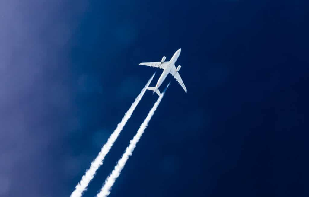 Avion Long Courrier