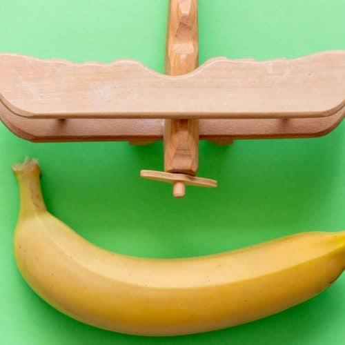 Banane Avion