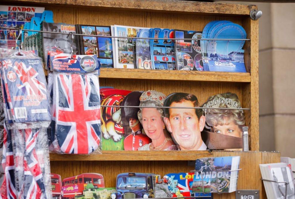 Goodies Londres