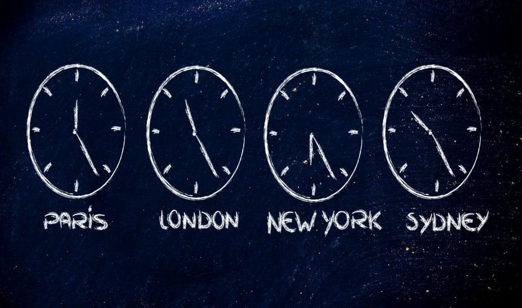 Horaires Monde