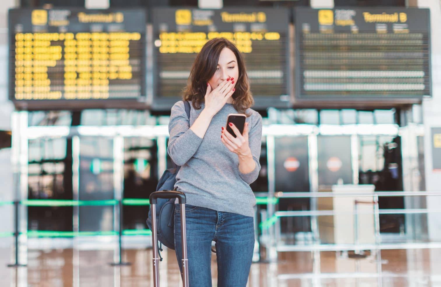 Jetlag Aeroport