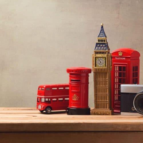 Londres Souvenirs